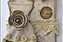 Scrapbooking + Tags / by Mireille Akkerman