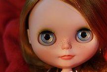CUTE DOLLS / Dolls, muñecas / by Hongo Molongo
