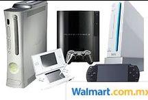 gamers / Videojuegos de deportes, aventuras, peleas, carreras, disparos y muchos más. Encuentra en Walmart.com.mx las mejores consolas como Nintendo Wii GameBoy 3DS, Sony Playstation 3 y Playstation 4 y PSP, así como Xbox360 y XboxOne de Microsoft