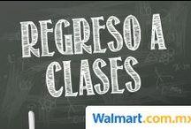 Para la escuela / Encuentra todo lo necesario para la escuela o la universidad en walmart.com.mx, Hacemos Clic!