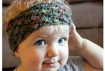 Knit & Crochet Patterns / A collection of free and for sale patterns for both knit and crochet, along with tutorials and instructions.  Also plenty of inspiration!