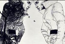 art/illustration / by dasha1237