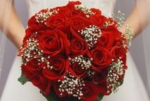 COLOUR: Red / Need some colour inspiration for your wedding party?