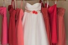 COLOUR: Pink / Need some colour inspiration for your wedding party?