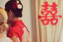 CHINESE Wedding / In need of  some inspiration for a Chinese wedding? Don't forget we specialise in Chinese Bridal gowns and accessories….
