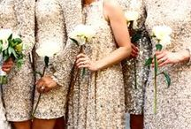 COLOUR: Gold / Need some colour inspiration for your wedding party?
