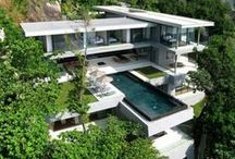 Luxury exterior design / Our favouite Luxury exterior design pictures on Pinterest!