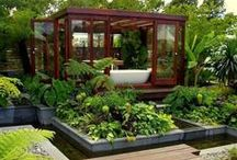Luxury garden inspiration / Amazing luxurious gardens Our favouite pictures on Pinterest!