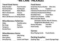 CARE PACKAGES / WE LOVE OUR #MILITARY AND THEIR FAMILIES....Care packages from home never go unappreciated. #Lashoncampbell  http://mycrazylifeasanavywife.blogspot.com/