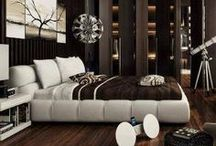 Luxury bedroom design / Our favouite pictures on Pinterest!