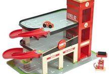 garage giocattolo