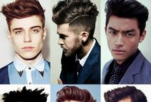 Men's hair.... And more