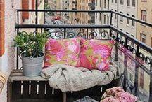 Balkon-Teras