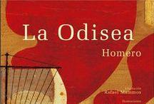 Los mejores libros de la literatura occidental / by Bricia Silva Villar
