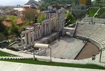 Plovdiv Bulgaria / Old Plovdiv
