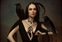 inspiration: Witch, Shaman, Warrior