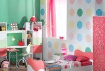 Κορίτσι - Ζωγραφική παιδικού δωματίου / Οι ιδέες του Artease Design Lab για τα δωμάτια των κοριτσιών
