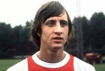 Johan Cruijff / Johan Cruijff 1947 - 2016 Ajax - Barcelona - Los Angeles Aztecs - Washington Diplomats - Levante - Ajax - Feyenoord