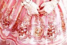 Classic Lolita / Sweet Lolita / Classic or Sweet Lolita