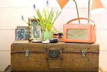 -Vintage Suitcases-