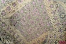 Ganchillo (crochet) / Labores hechas por mi.