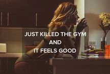 Be fit ...