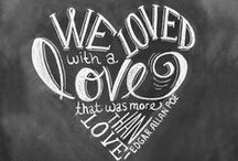 Wedding Wording / Lovely quotes and wording inspiration to make your wedding unique, personal and fun