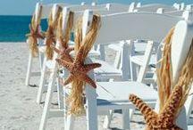 Beach wedding ideas (option 2) / Wedding ideas beach style