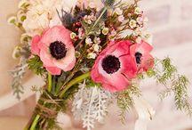 Wedding Ideas / Invitations flowers dresses
