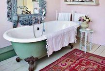 Bathroom Bliss Mood Board / Ideas for my bathroom