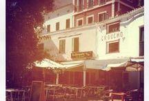 Menorca - Oct 2013 / Es Castell Barcelo Hamilton Hotel and the port