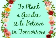 Gardening Quotes, Humor & Inspiration / #Gardening Quotes and Humor