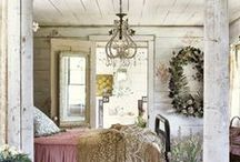 country- shabby- provencal