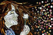 Wow Mosaic's and Stained Glass