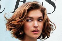 Curly Bob Hair / hairstyles I like