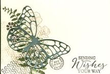 CARDS, BUTTERFLIES - DRAGONFLIES - BUGS - BEES / by Patricia Mikloiche