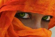 color orange