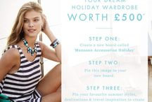 Monsoon Accessorize Holiday / Competition