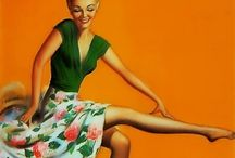 Vintage Style / When women looked like women and it was all a bit va va voom