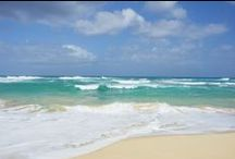 Beautiful beaches / Beaches I've been to and beaches I'd love to walk on