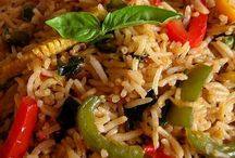Recipes for rice !