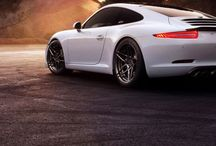 Motion / I love my 911 and old muscle cars... / by James Ryder