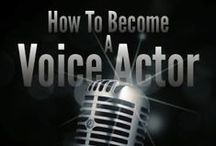 Voice Over Tools and Tips / A place to pin your favorite VO tools and tips.   If you would like to be added just follow this board and leave a comment on one of the pins.  Thank you!
