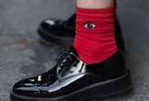 s  o  c  k  s / socks