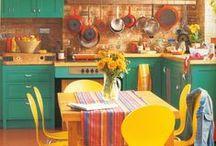 cocinas / cuisines / kitchens / Cocinas en las que nos gustaría vivir, cocinar, amar y crecer. Kitchen we like for living, cooking, loving and growing up.