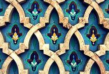 Azulejos / carreaux/ tiles / Bellos, ricos, coloridos, frescos... Nos encantan.