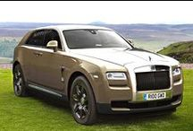 SUV / Rolls-Royce Confirms it is Making an SUV