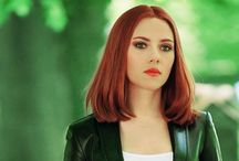 Black Widow/Scarlett Johansson