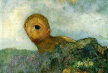 Odilon Redon / The Art of Odilon Redon (1840-1916) / by Maria Sophia