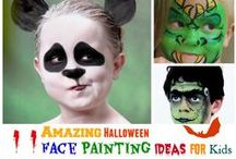 ..Halloween 4 kids. Holidays / A collection of my favorite Halloween Costumes, party ideas and make up for kids... Keep the kids amused throughout the Halloween Holidays! #Halloween #Halloweenideas